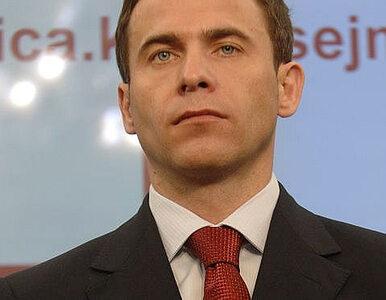 Olejniczak: Premier próbuje wygrać, strasząc Polaków wojną