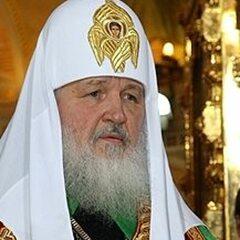 Patriarcha Cyryl (Włodzimierz Michajłowicz Gundiajew)