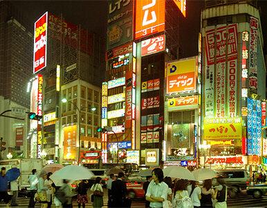 Mieszkańcy Tokio znów poczuli, jak trzęsie się ziemia