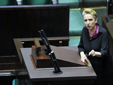 """Nowoczesna straci posła przez głosowanie nad projektem """"Ratujmy..."""