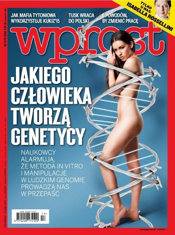 Okładka tygodnika Wprost nr 17-18/2016 (1734)