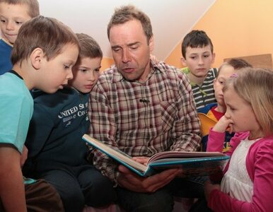 Łukasz Nowicki został rodzicem zastępczym w SOS Wiosce Dziecięcej