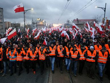 Marsz Niepodległości. Bez światowych przywódców, za to z radykałami z...