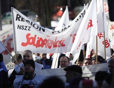 Solidarność strajkuje, Polakom się to nie podoba