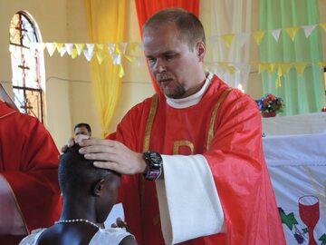 W Afryce zmarł polski misjonarz Adam Bartkowicz