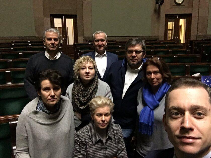 Opozycja w Sejmie