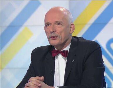 Korwin-Mikke: Szkolenie Ukraińców to akt wrogi wobec Rosji