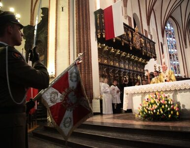Msza św. za ojczyznę. Biskup apeluje: dziennikarze, nie zastępujcie...