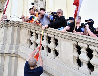 Rzecznik policji: Działaliśmy bez zarzutu w trakcie sobotniego marszu