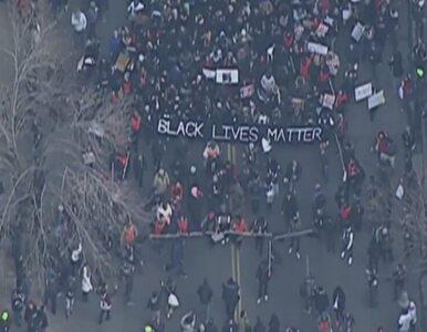 5 tysięcy osób na marszu przeciwko przemocy policji