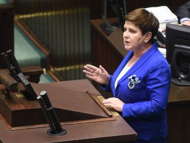 """Premier w sprawie nominacji generalskich. """"Winni zapomnieć o wzajemnych..."""