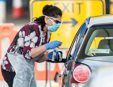 Brytyjski rząd za późno zaczął walkę z koronawirusem? Są wyniki badania