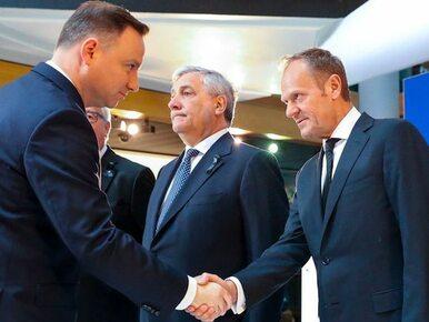 Czy Donald Tusk zagrozi Andrzejowi Dudzie? Najnowszy sondaż prezydencki