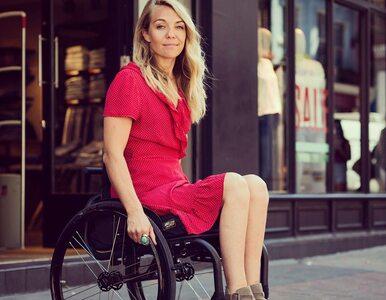 Jeździ na wózku i jest gwiazdą TV. Prześladuje ją stalker