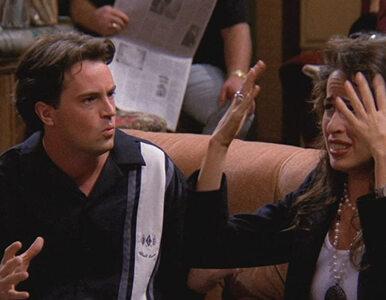 """Quiz. Co pamiętacie z 5. odcinka serialu """"Przyjaciele""""? Sprawdźcie swoją..."""
