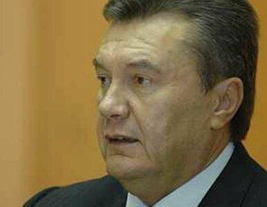 Ukraina: Janukowycz tryumfuje