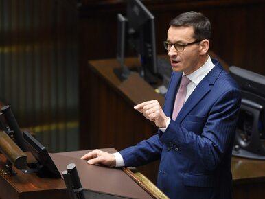 """Twitter komentuje powołanie rządu Morawieckiego. """"Szopka w Pałacu..."""