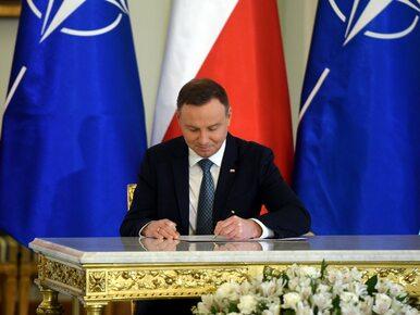 Prezydent Andrzej Duda podjął decyzję ws. ustawy o IPN. Jak zareagowali...