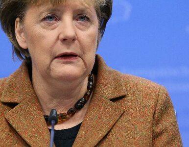 Merkel chce współpracować z Putinem