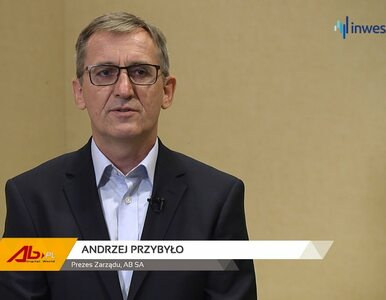 AB SA, Andrzej Przybyło - Prezes Zarządu, #103 PREZENTACJE WYNIKÓW