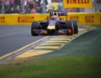GP Australii: Ricciardo zdyskwalifikowany, ale zaraz znowu będzie drugi?