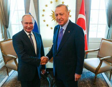 Turcja zaatakowała w Syrii. Apel Władimira Putina