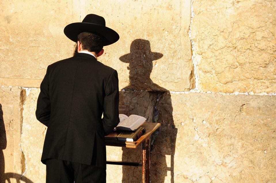 Żyd, zdjęcie ilustracyjne