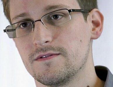 """""""Snowden współpracuje z rosyjskim wywiadem. Pytanie kiedy zaczął"""""""