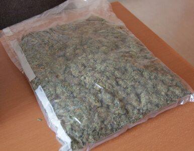 Kraków: 33-latek miał w domu kilogram marihuany i anaboliki