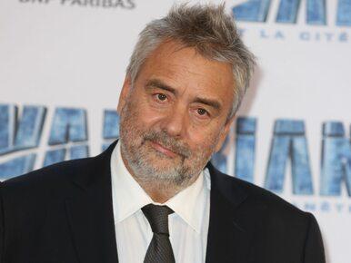 Luc Besson oskarżany o gwałt na aktorce. Reżyser zaprzecza