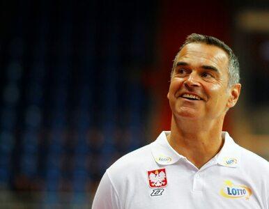 EuroBasket 2013. Trener Polaków: nie wariujmy z presją