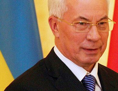 Premier Ukrainy nie mówi po ukraińsku, może stracić stanowisko