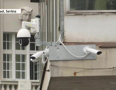 Sztuczna inteligencja od Huawei będzie inwigilowała mieszkańców....