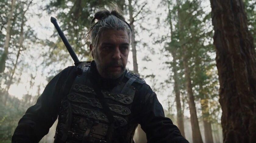 """Karl Shiels w serialu  """"Into the Badlands: Kraina Bezprawia"""""""