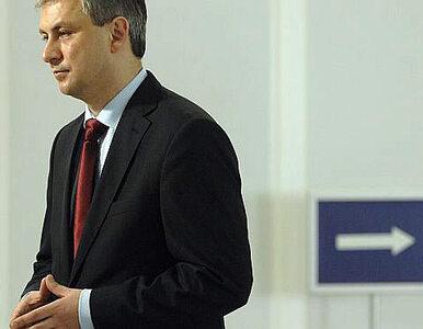 Napieralski: Tusk jest wypalony, z takim trudno rządzić