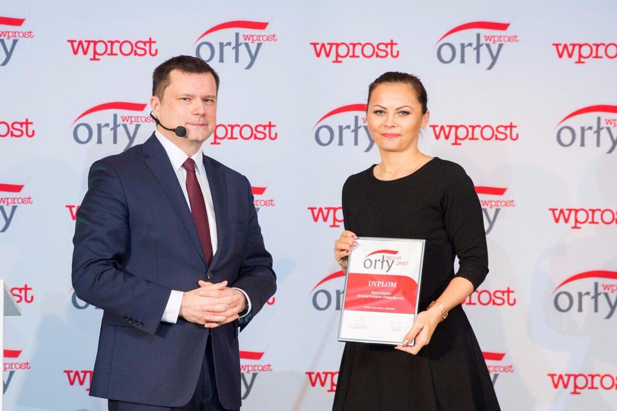 """Orły """"Wprost"""" w Małopolsce wręczone. Oto laureaci"""
