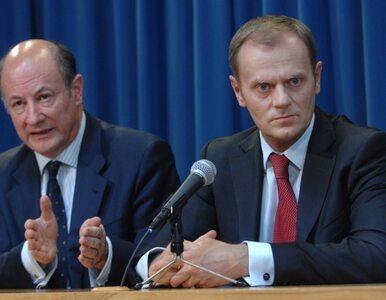 Rząd Tuska chce oszczędzać na nauce, obronności i transporcie