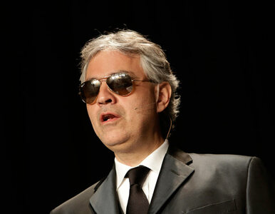 Andrea Bocelli krąży wokół Słońca. Dosłownie