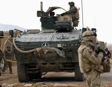 Afganistan: Polscy żołnierze przejęli 20 ton niebezpiecznych substancji
