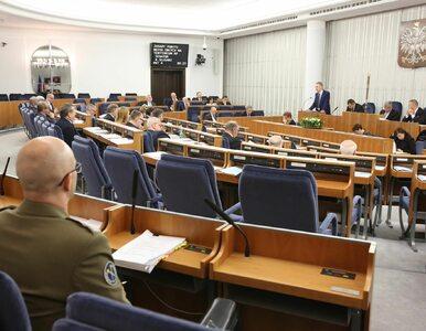 Senat przyjął ustawę budżetową z 90 poprawkami