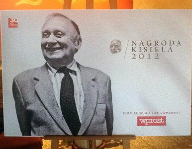Gala Nagród Kisiela 2012 już dziś!