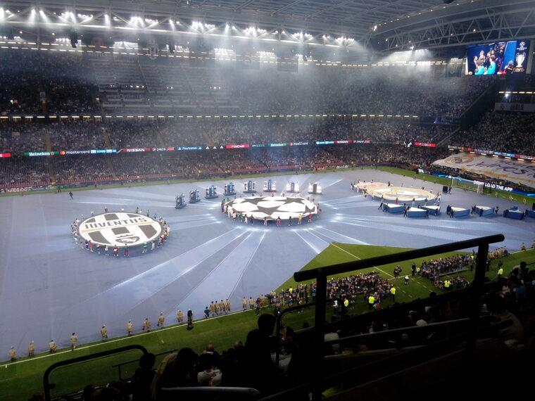 Finał Ligi Mistrzów w Cardiff z 2017 roku