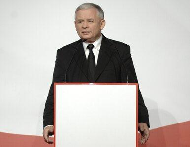 Kaczyński: Trzeba się zająć establishmentem