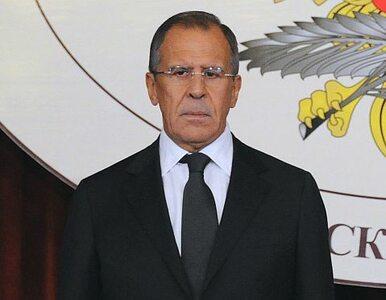 """Rosja oskarża USA o """"próby ingerencji w działalność władz"""""""
