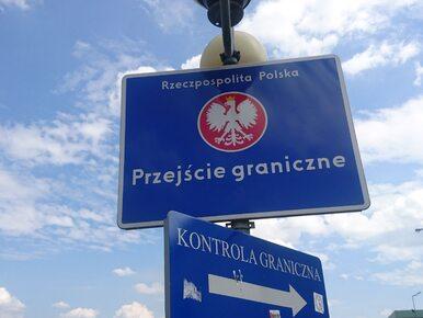 Tymczasowa kontrola przywrócona na polskich granicach. Będzie prowadzona...