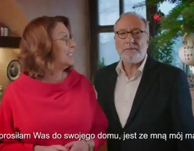 Kidawa-Błońska złożyła życzenia świąteczne. Pokazała swój dom i...