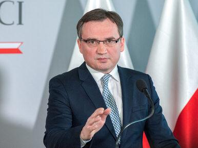 Zbigniew Ziobro przegrał proces z sędzią z Warszawy. Resort musi przeprosić