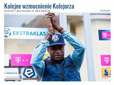 Oficjalnie: Keita w Lechu Poznań
