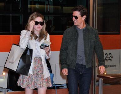 """Koronawirus uwięził Toma Cruise'a w Wenecji. Prace nad """"Mission:..."""