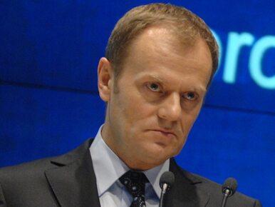 Tusk: Ja jeszcze nie podskakuję, wynik jest bliski remisu